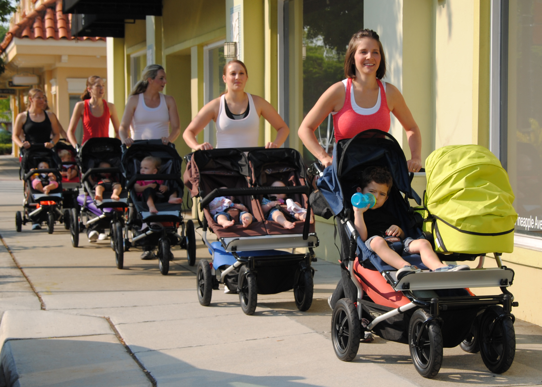 Baby Boot Camp - Why is it Important to Warm Up and Cool Down?